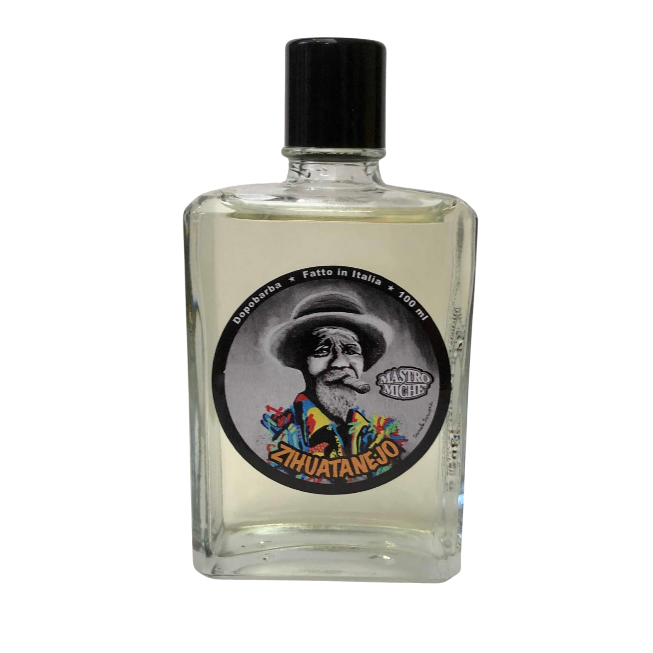 Mastro Miche Zihuatanejo Aftershave | Agent Shave